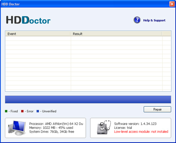 HDDoctor