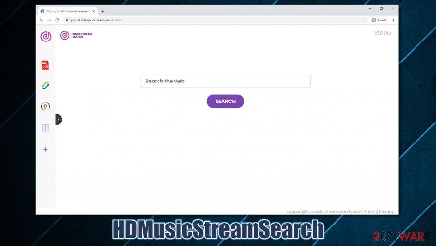HDMusicStreamSearch