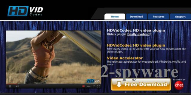 HDvidCodec snapshot