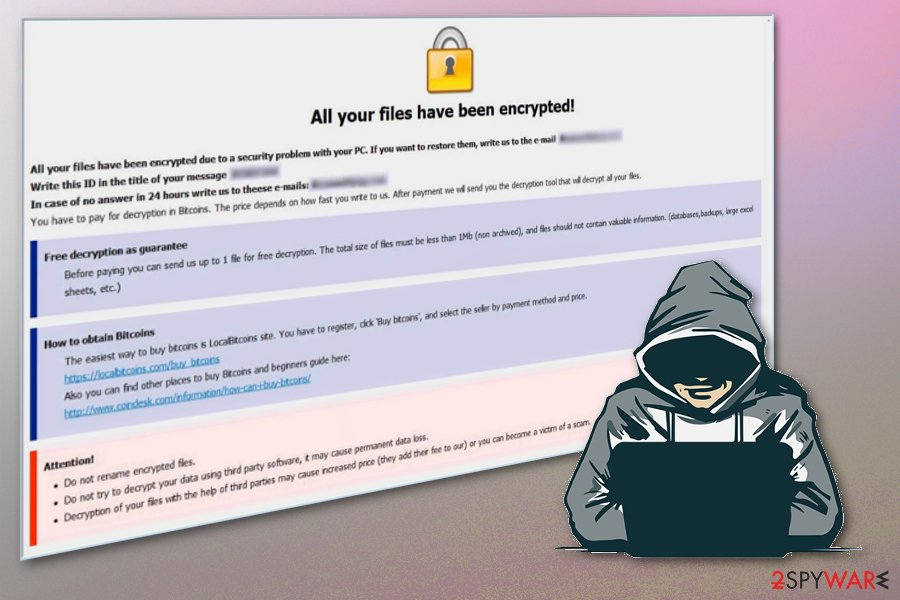 Heets ransomware