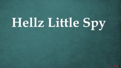 Hellz Little Spy