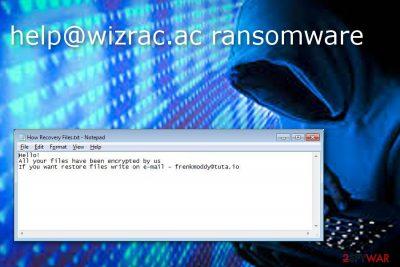 help@wizrac.ac ransomware
