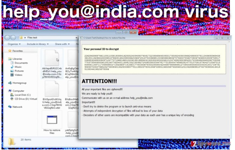 help_you@india.com virus picture