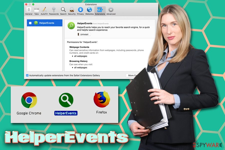 HelperEvents adware