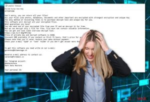 Herad ransomware