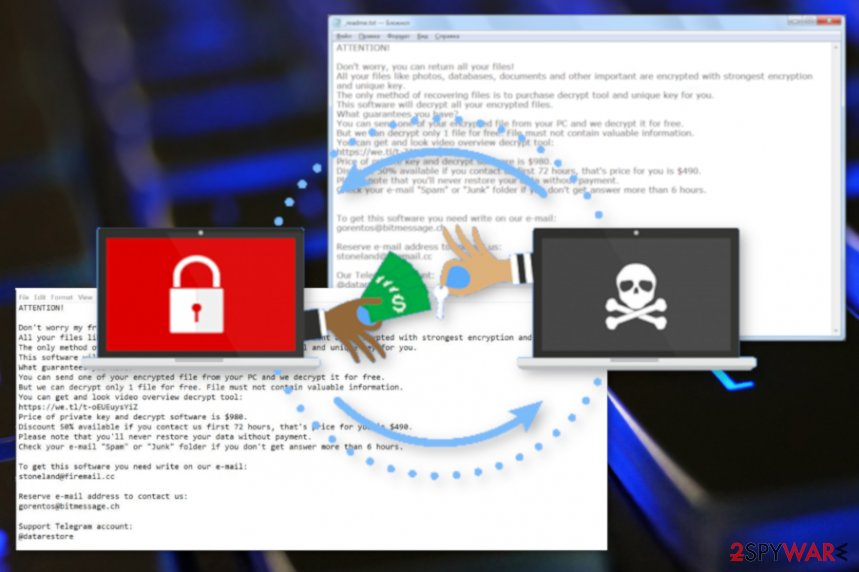 Heroset ransomware