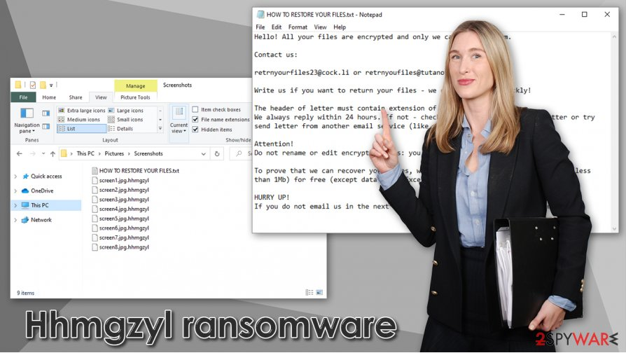 Hhmgzyl ransomware virus