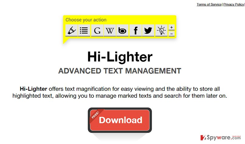ads by Hi-Lighter