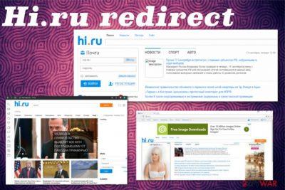 Hi.ru redirect