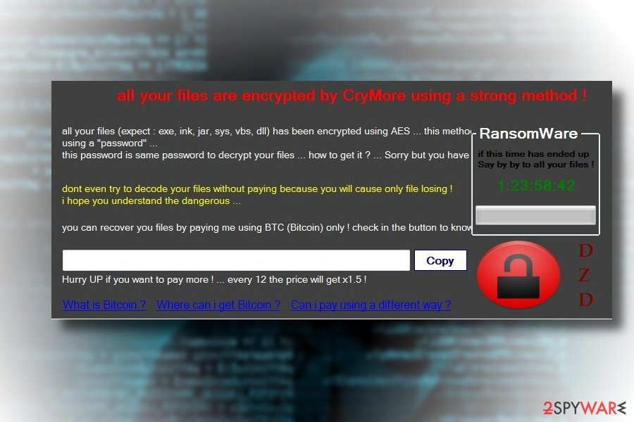 HiddenTear crypto-ransomware virus