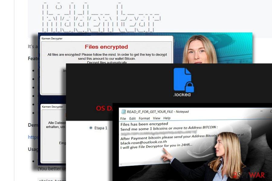 HiddenTear ransomware virus