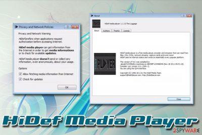 HiDef Media Player