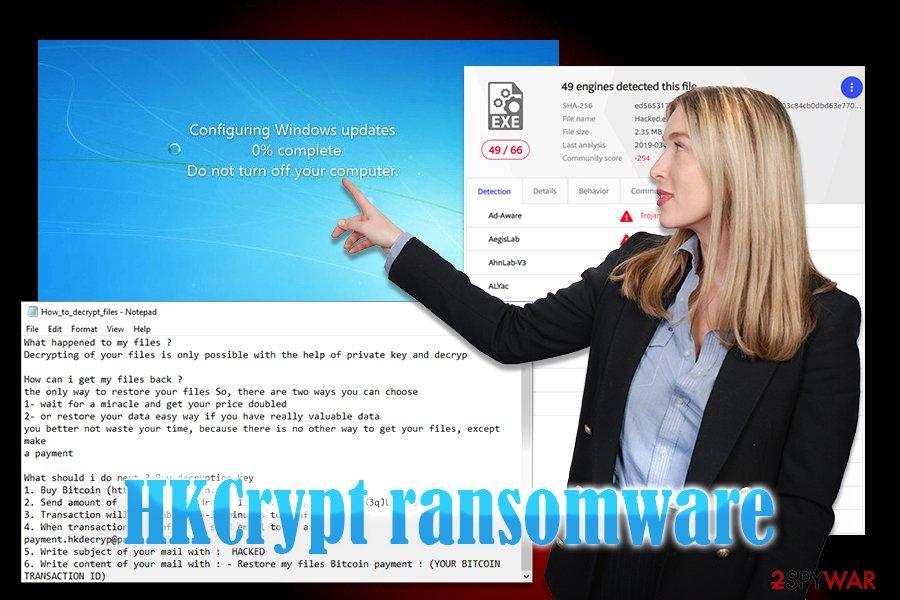 HKCrypt ransomware virus