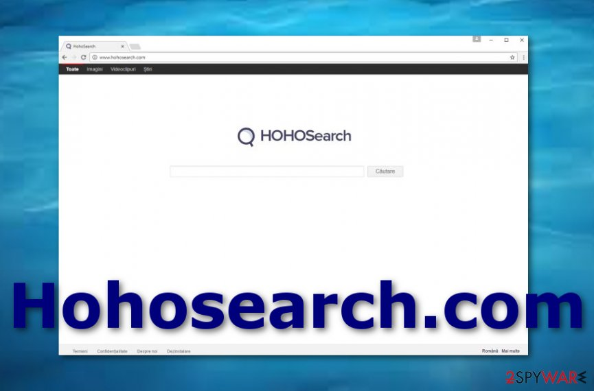 Hohosearch.com PUP
