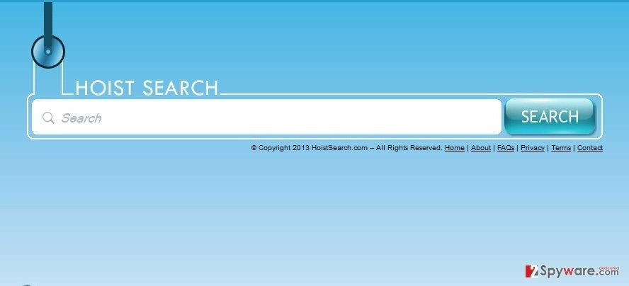 Hoist Search snapshot