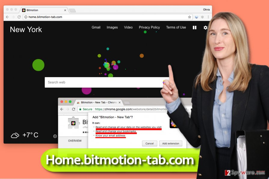 Home.bitmotion-tab.com virus