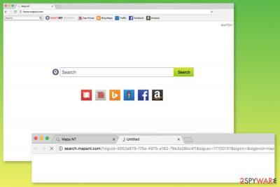 Screenshot of Home.mapsnt.com