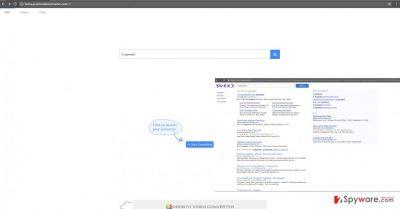 The image showing home.prontovideoconverter.com