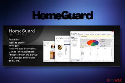 HomeGuard PUP