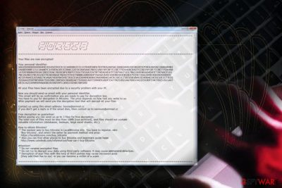 Horsia Ransomware