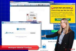 Hotspot Shield Toolbar