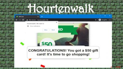 Hourtenwalk virus