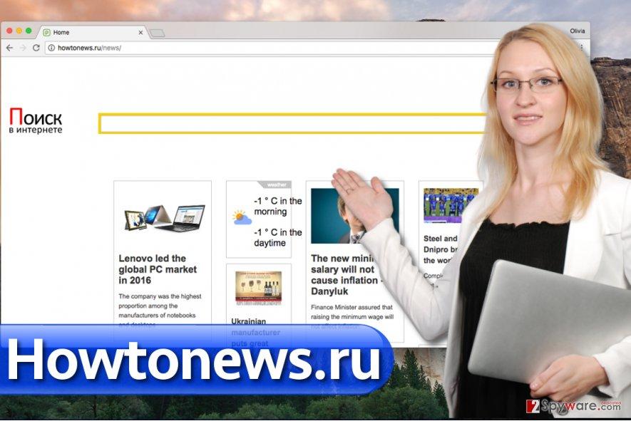 Howtonews.ru virus