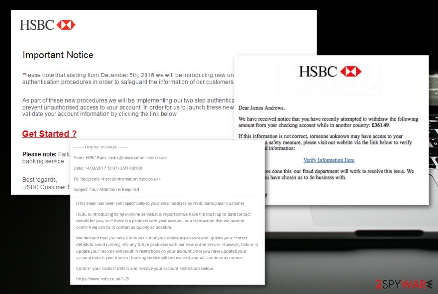 Remove HSBC virus (Removal Guide) - updated Jul 2019