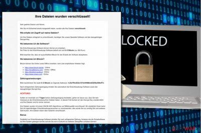 HSDFSDCrypt ransomware attack