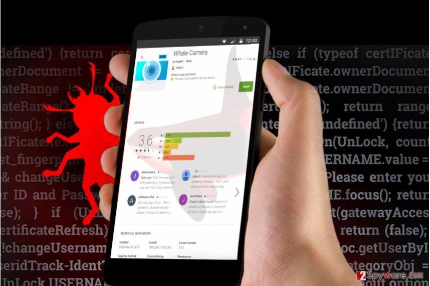HummingWhale virus targets Android users