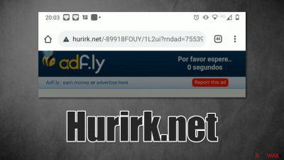 Hurirk.net virus