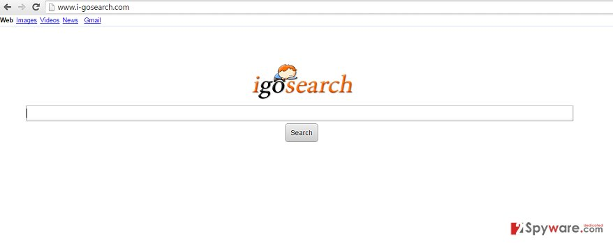 I-Gosearch search