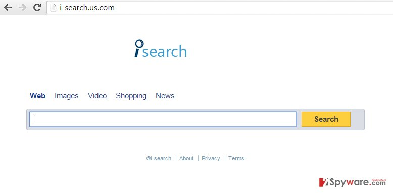 I-search.us.com virus