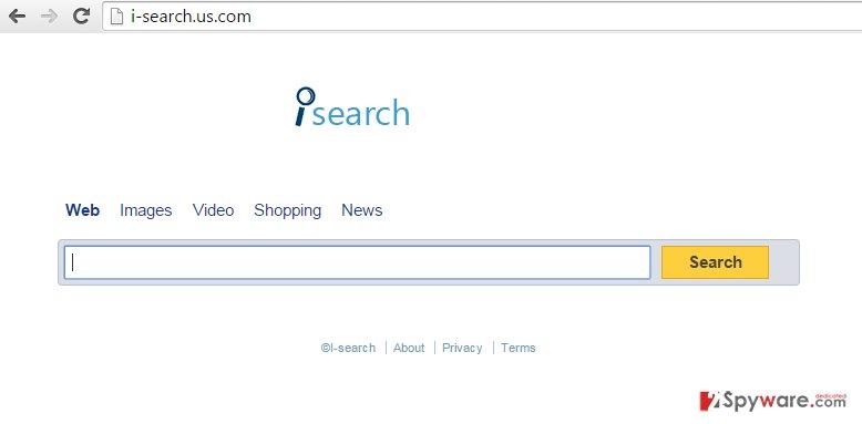 I-search.us.com virus