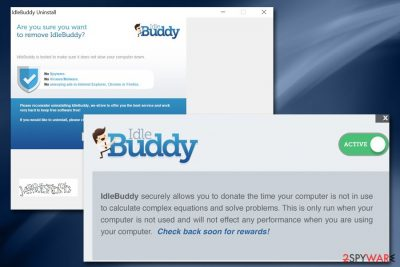 Idle Buddy cryptocurrency miner