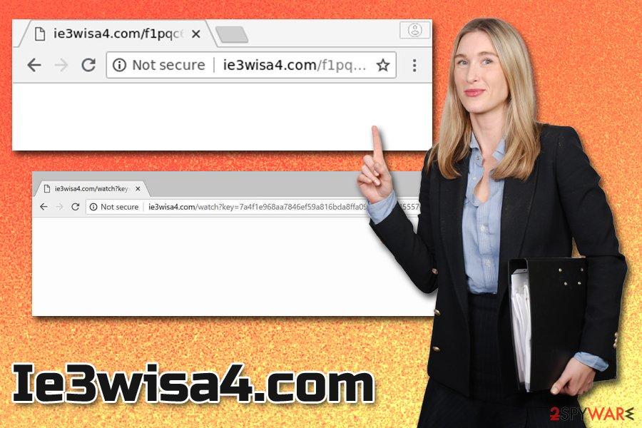 Ie3wisa4.com adware