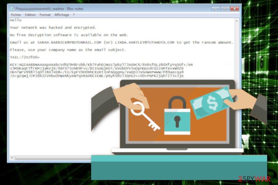 IEncrypt ransomware