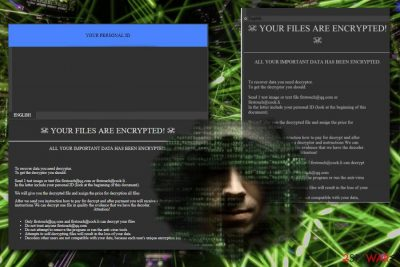 IGAMI ransomware