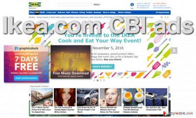 Image of the Ikea.com CBI ads