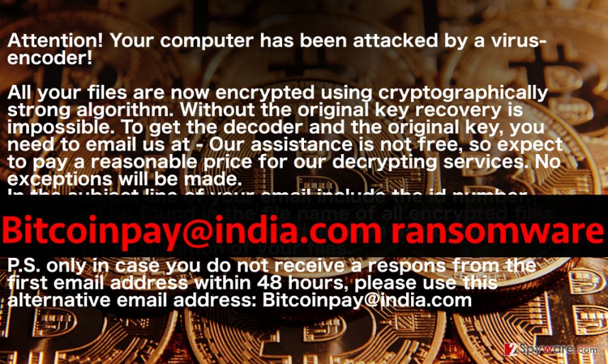Bitcoinpay@india.com virus attack