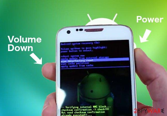 Как сделать полный сброс для андроида 948