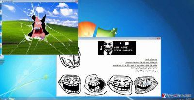 The image of In-Development virus