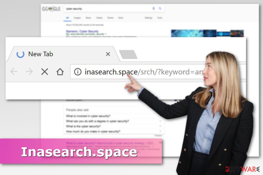Image of Inasearch.space