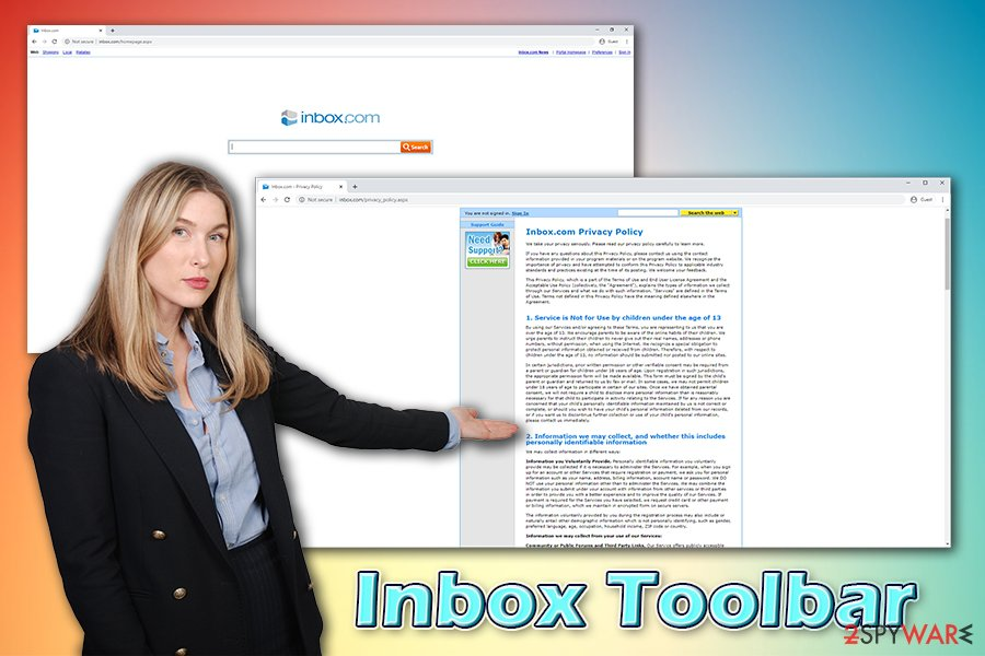 Inbox Toolbar browser hijacker