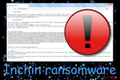 Inchin ransomware