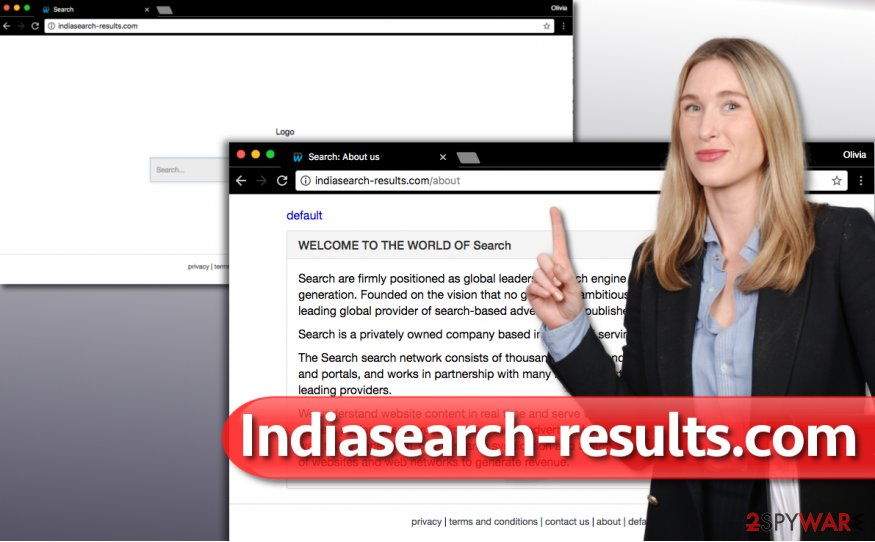 Indiasearch-results.com redirect virus