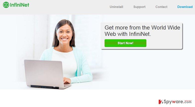 InfiniNet virus