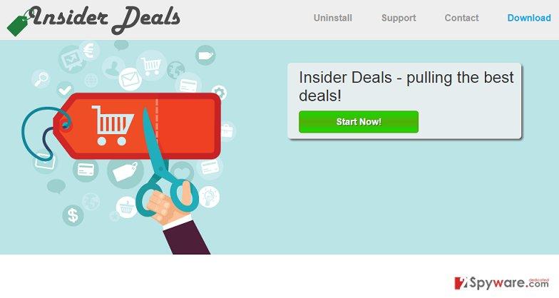 Insider Deals virus