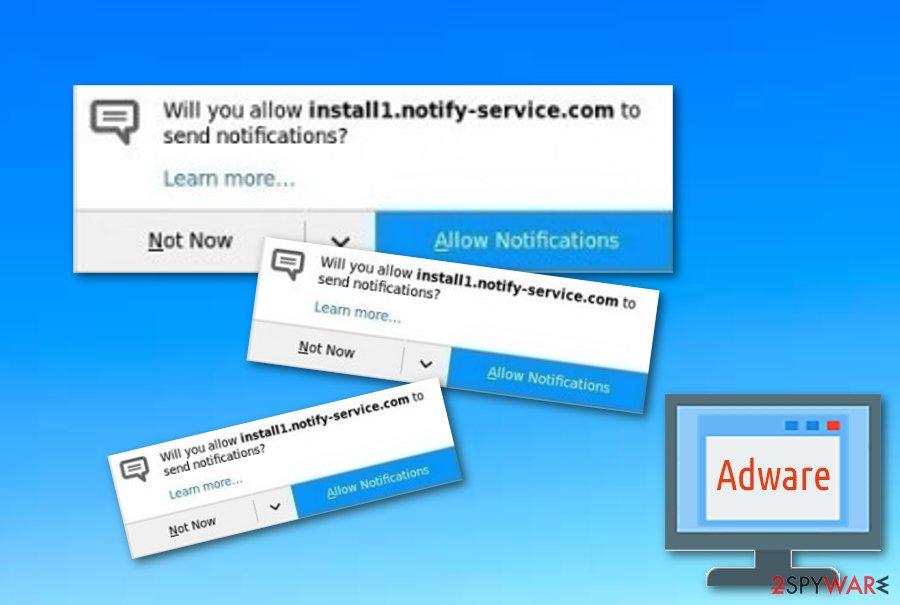 Install.notify-service.com adware program