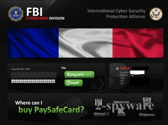International Cyber Security virus snapshot